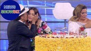 ecco i regali di Romina, donna Jolanda e Cristel Buon compleanno Albano Carrisi