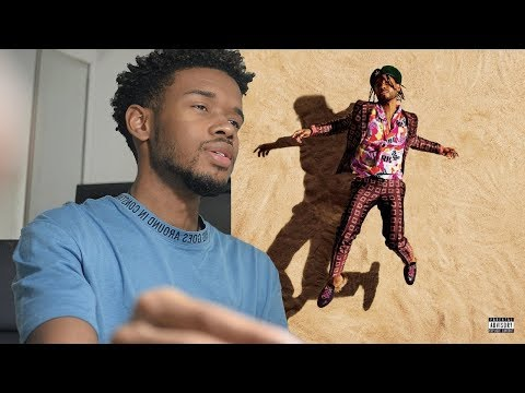 Miguel & J Cole  COME THROUGH AND CHILL REACTIONREVIEW