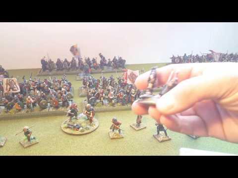 28mm Viking army showcase