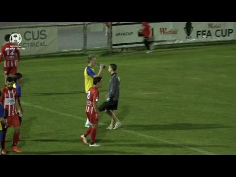NPL Round 11: Olympic FC v Brisbane Strikers FC