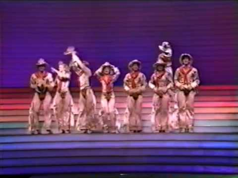 The WILL ROGERS FOLLIES on BROADWAY
