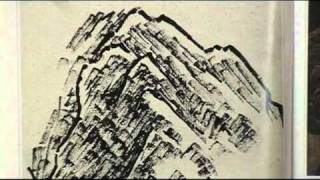 What is Ax or Axe Cut Strokes and How to do it in Chinese Landscape Painting (1/3)