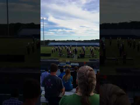 Magna Vista High School, Marching Band 9-30-17 McMichael  Competition