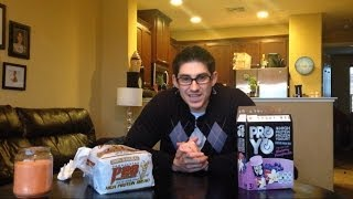 Proyo Frozen Yogurt And P28 High Protein Bread Review