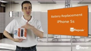 urepair iphone 5s battery replacement