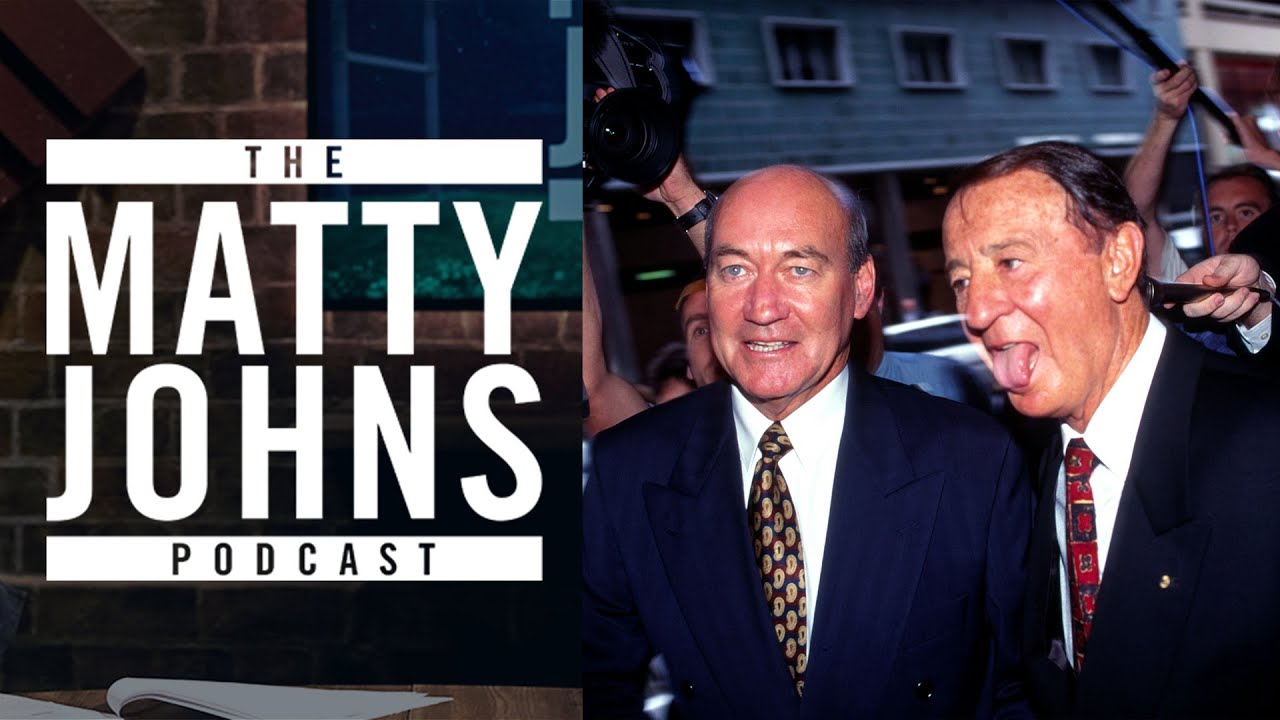 How the Super League war began | The Matty Johns Podcast