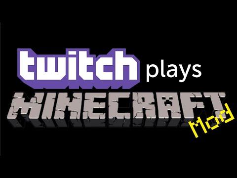 """""""Twitch Plays Minecraft"""" Mod"""