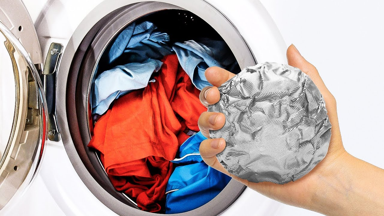 27 LAUNDRY TRICKS THAT WILL SAVE YOUR TIME AND MONEY