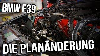 BMW E39 - Die Planänderung / Motor Instandsetzung Tag 1