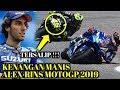 HABIS HABISAN MENAHAN SERANGAN MARC MARQUEZ!! - RACE MOTOGP 2019 - MOTOGP 19 CAREER 55