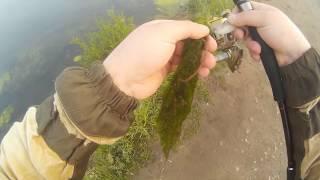 Рыбалка на Тэц-2, открытие сезона по спиннингу.