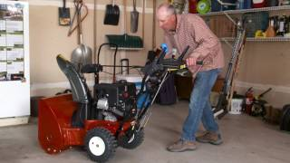 Tips for Starting your Toro Snowblower