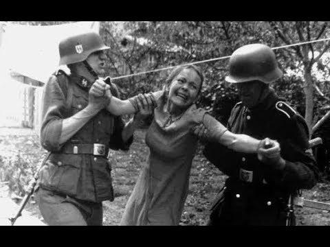 Что терпели пленные женщины СССР в третьем Рейхе