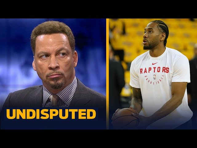 Chris Broussard strongly believes Kawhi Leonard will end up a Los Angeles Laker | NBA | UNDISPUTED