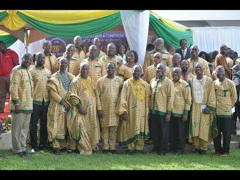 MERIDIAN GHANA CONFERENCE OF SDA CHURCH INAUGURATION