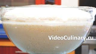 Дрожжевое тесто для пирожков, жаренных во фритюре - Рецепт Бабушки Эммы