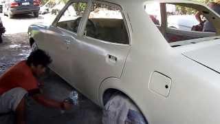 1976 Mitsubishi Lancer EL Type Restoration