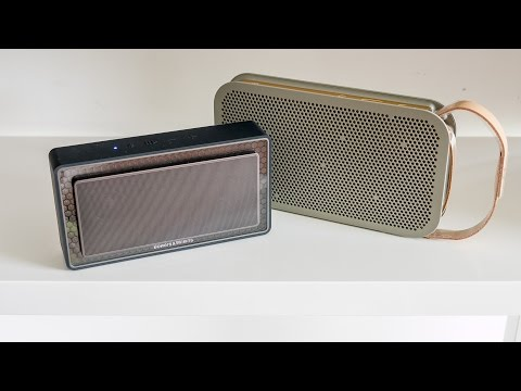 Bowers & Wilkins T7 vs. Bang & Olufsen Beoplay A2 sound comparison