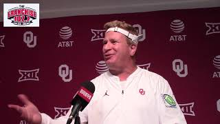 Mike Stoops Army postgame press conference