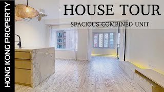 4K HOME TOUR - FULLY RENOVATED COMBINED UNIT