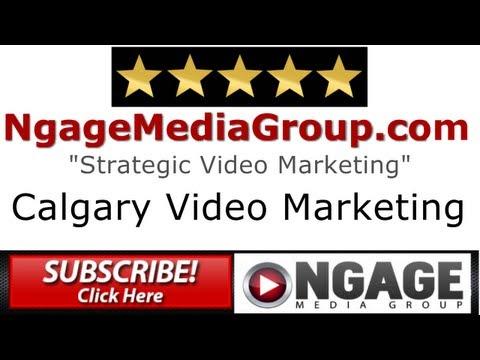 Calgary Video Marketing Agency | Business Videos | 403-910-1210