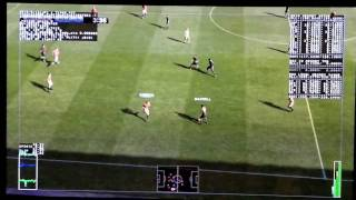 Gameplay in HD! - Pro Evolution Soccer 2011 (Early Beta)