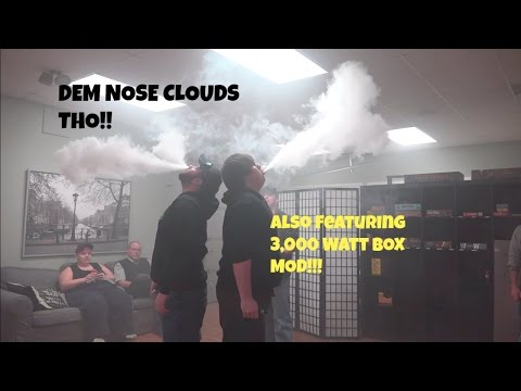 Insane Cloud Comp | Anything Goes!!!