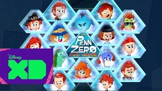Video Todas las caras de Penn Zero download MP3, 3GP, MP4, WEBM, AVI, FLV September 2018