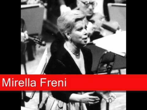 Mirella Freni: Bizet - Carmen, 'Je dis que rien ne m'épouvante'