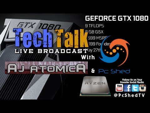 Tech Talk #5- Waiting for PC Hardware to come out is killing me!!!