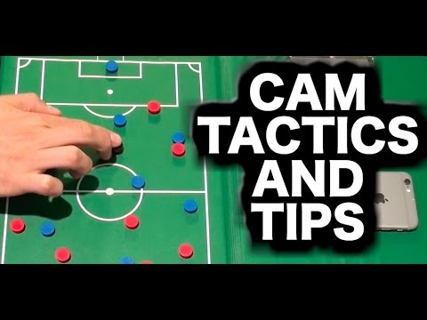 Download Attacking Midfielder (in possession) ► How To Play Midfield In Soccer ► Soccer Tips