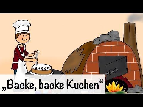 Backe, backe Kuchen - Kinderlieder zum Mitsingen | Kinderlieder deutsch - muenchenmedia