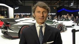 Lamborghini festeggia 50 anni con un nuovo mito