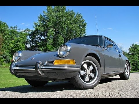 1969 Porsche 912 For Sale Cool Slate Gray 912 Youtube
