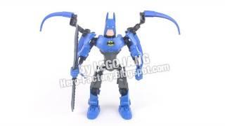Lego Super Heroes Review: Batman (ultrabuild)