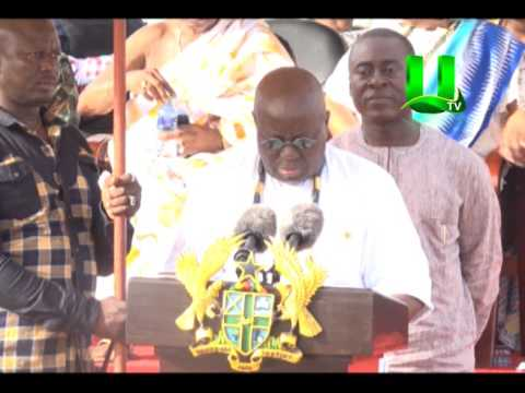 Prez. Akufo-Addo to construct fishing harbour at Jamestown