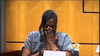 Killer Pleads For Life In Brevard Courtroom