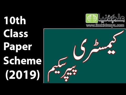 10th Class Chemistry Video Lectures in Urdu - Chemistry 10th