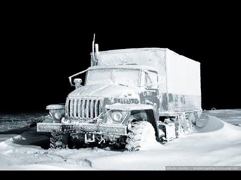 Работа вахтой, БУ-3000, Метель в Оренбургской области