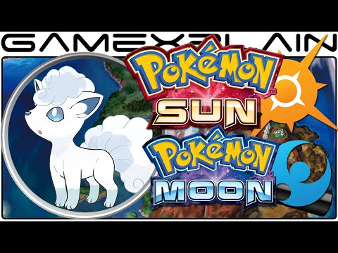 Pokémon Sun & Moon Analysis - Alola Forms & Z-Moves Trailer (Secrets & Hidden Details)