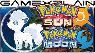 Pokémon Sun & Moon Analysis - Alola Forms & Z-Moves Trailer (Secrets & Hidden Details)