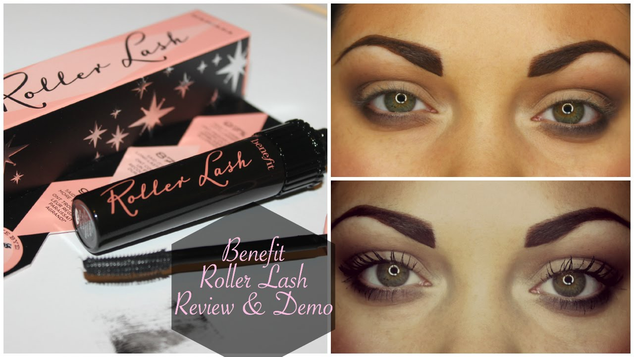 Benefit Roller Lash Review  Demo  Facesbygrace - Youtube-2780