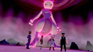 How to beat the MEWTWO RAID in Pokemon Sword and Shield - Strategy Guide