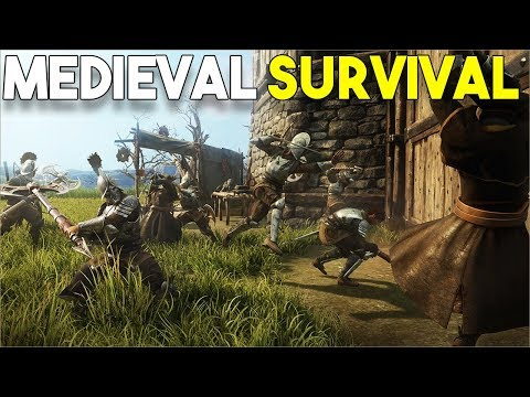 Life Is Feudal's Fantasy Baby! - New Open world MEDIEVAL Survival!