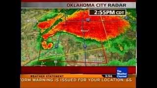 Moore OK Tornado As It Happened TWC Part 1 thumbnail