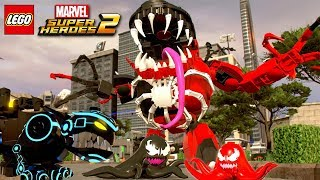 LES PERSONNAGES SECRETS - LEGO Marvel Super Heroes 2