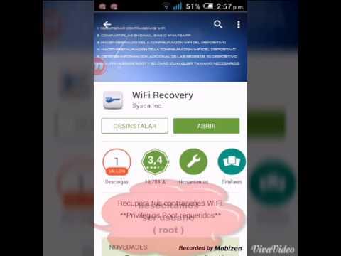 La Mejor App Para Ver Claves De Wifi Youtube