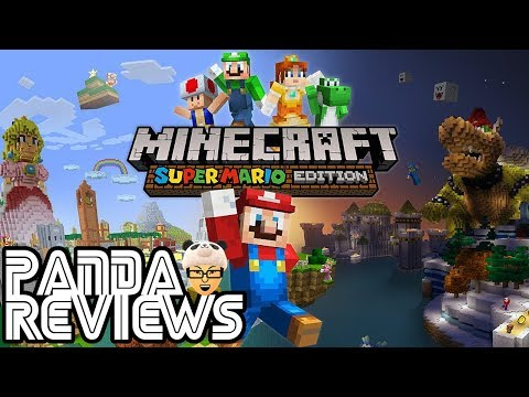 minecraft:-switch-edition-review---super-mario-mash-up!- -mr.-panda's-reviews