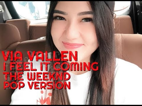 I Feel It Coming - The Weeknd Cover By Via Vallen