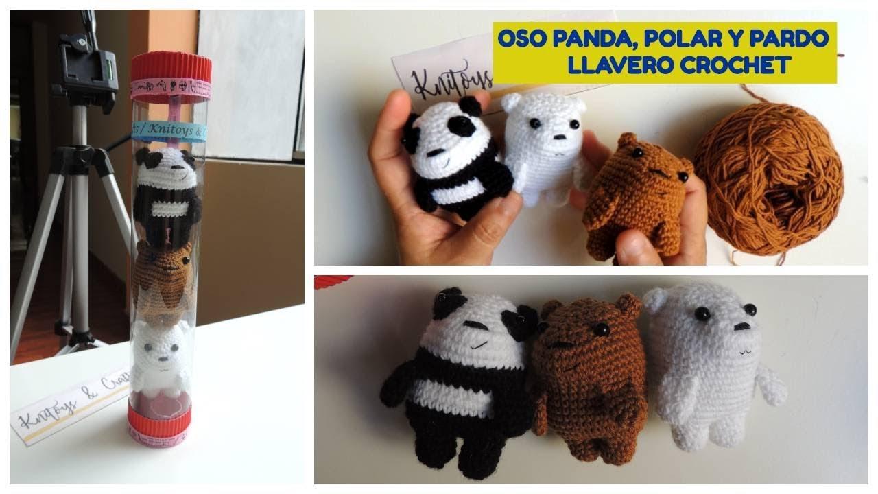 Petite Maille | Le crochet c'est pas ringard !: Panda au crochet | 720x1280